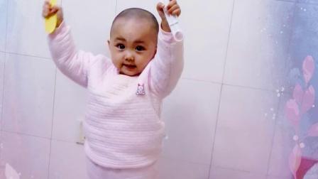 2019-04-27-小茉莉跳舞