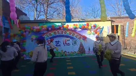 赞皇县野草湾童之梦幼儿园2020元旦不变的音乐🎵