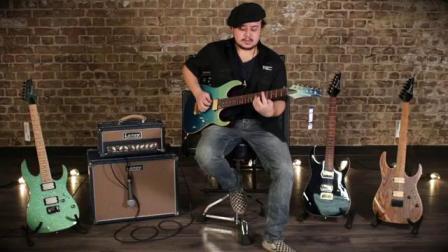 【境界乐器搬运】2020新款Ibanez RG421-HPFM电吉他