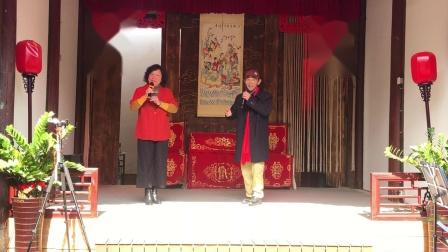 闽剧《无花果》选段,庄一镟、陈乃榕演唱,主胡黄寄文,司鼓郑国铭。