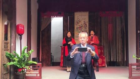 闽剧折子戏《汉文皇后》,邱龙珠、许惠玉演唱,主胡张天柱,司鼓郑国铭。