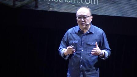 窥探华人特性|符策勤|TEDxPetalingStreet