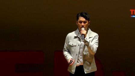 夢想不會教人勇敢,失敗才會|威廉|TEDx臺北市私立復興實驗高級中學