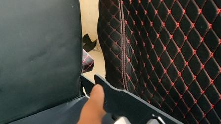 新全顺短轴六座尾箱改装天盛车床抽屉魔盒