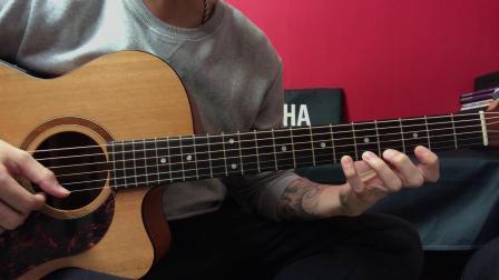 吉他  每天5分钟打开你倔强的手指!