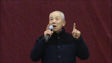 禹城市京剧票友协会第四届年会暨2020庆元旦演唱会【七】