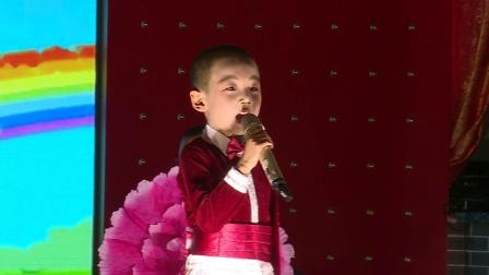 五寨县欣荣幼儿园二部新年晚会