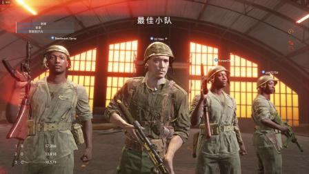 云哥热游娱乐解说战地5第550期二式冲锋枪实战评测