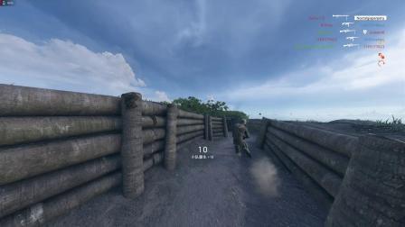 云哥热游娱乐解说战地5第551期二式冲锋枪实战评测