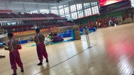 2019广东省龙狮锦标赛1(广州市联庆体育会)