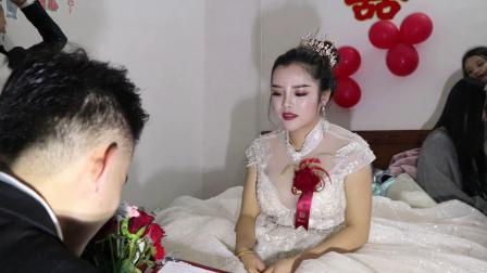 赵品雄,毛丽华婚礼视频