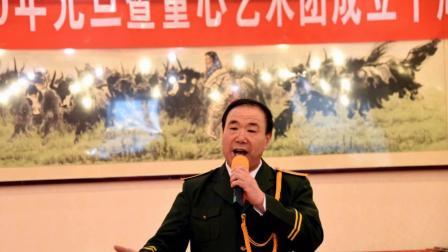 滕州老年体协、金源集团童心艺术团成立十周年文艺演出京剧联唱《卖水》