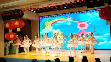 碑林区少年宫舞蹈12班2020年元旦——彩虹的约定