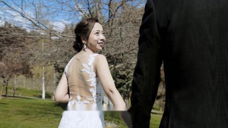 新西兰皇后镇婚礼 - 温馨的教堂婚礼和旅拍