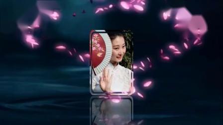 饶子龙原创舞蹈《旗袍美人》正面附分解_标清