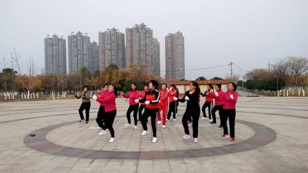 健身舞--谁