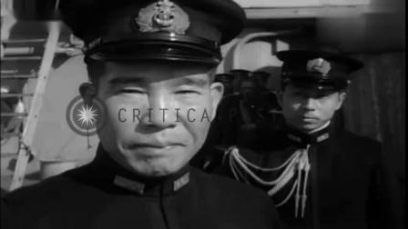珍贵老视频 1937年淞沪会战在闸北上海站附近的中国军队