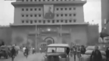 珍贵老视频 1945年美国记者所记录下日本投降后的北平