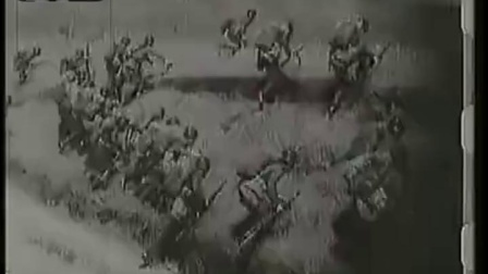 珍贵老视频 抗战时期的中国军队最精锐的德械师