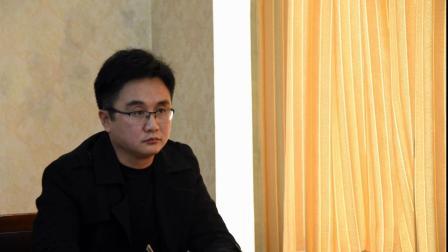 滕州老年体协、金源集团童心艺术团成立十周年文艺演出男声独唱《绿色军衣》