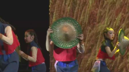 5-舞蹈《我们的田野》表演者-宁波市宁歌少儿艺术培训学校舞蹈班-欢乐宁歌-艺路童行-邀你共赏2019艺术盛事
