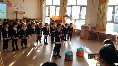 藁城区幼儿园元旦联欢会