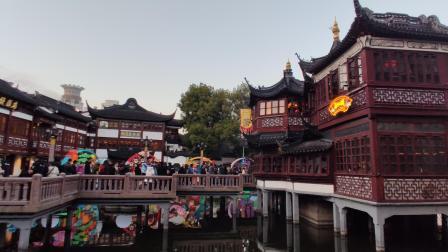 豫园城隍庙(三)