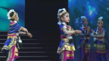 9-舞蹈《节庆欢歌》表演者-宁波市宁歌少儿艺术培训学校舞蹈社团-欢乐宁歌-艺路童行-邀你共赏2019艺术盛事