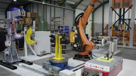 Tuenkers-9 Module der Automation