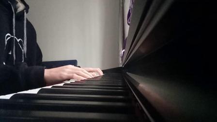 【戒色节作品】慕~曙 钢琴曲 寂寞的街道