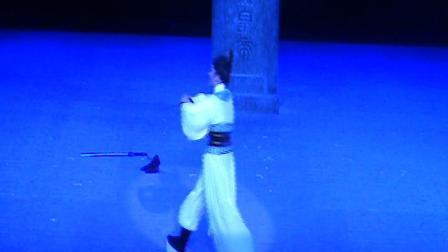 锦瑟年华上海越剧院新生代折子戏专场《北地王—哭祖庙》—王婉娜(2020.1.1 周信芳艺术空间)