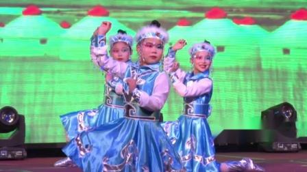 08舞蹈《吉祥》  指导老师:杨老师-表演者:五级班-2019年舞音琴行艺术教育第八届春晚汇报演出