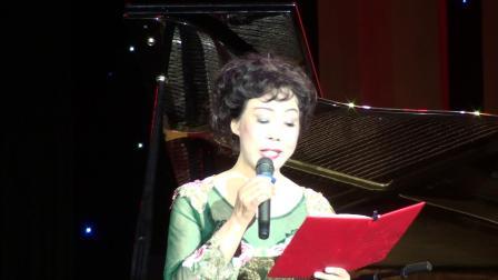 玉海摄:男声小合唱《天路》2020年山东省老干部艺术团艺术周节目展演