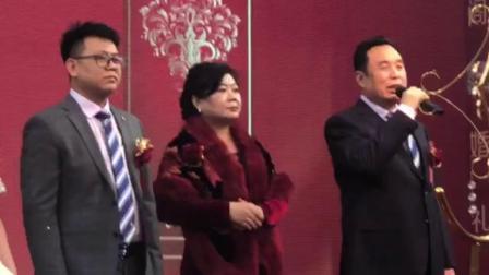 任翔宇和龙婷婷婚礼之祝福录影(2)