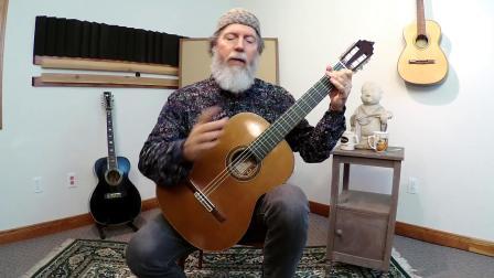 【古典吉他】安德鲁约克-即兴独奏吉他 3