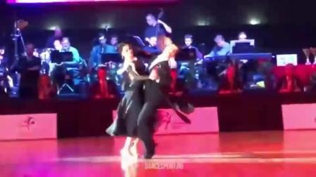WDSF塞尔维亚贝尔格莱德世界公开赛摩登舞决赛:F_20191005