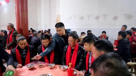 新余市姚圩镇李树村祠堂竣工庆典20191221
