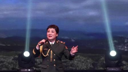 歌颂祖国、歌颂党、陕西省第五届朗诵大赛启动仪式暨迎新年诗歌朗诵会、朗诵《我一直崇拜的山》朗诵者:郑凯A