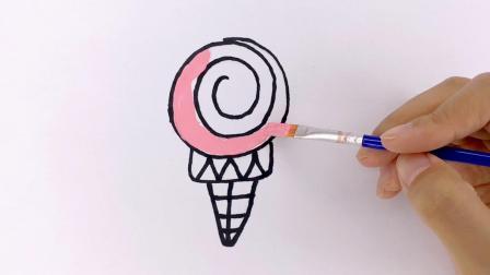 欢乐多彩泥 小猪佩奇最爱的棒棒糖