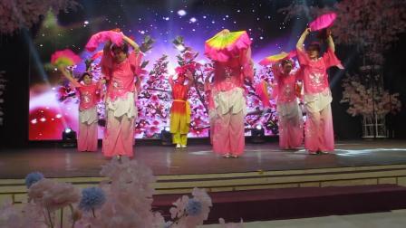 辽宁凤城秋霞风韵2020年1月7日影视联盟首届春晚演出江南秧歌情实况录像