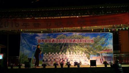 陈式太极白猿棍梨花枪表演2016年西双版纳景洪市太极拳协会