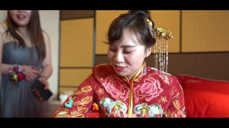 HONG JUN NAN & HUANG TING  2020.1.2 婚礼MV