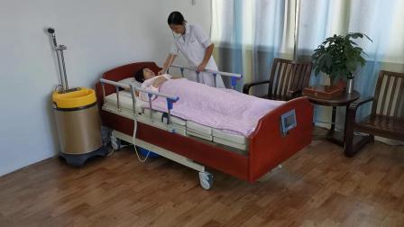 科的康人工智能护理床演示视频