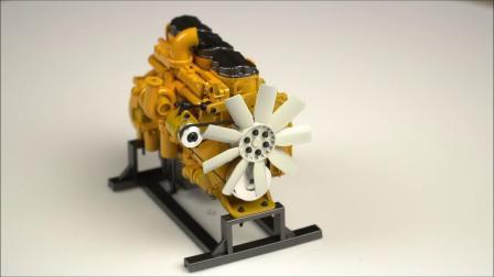 CROSSRC TC6发动机-高清