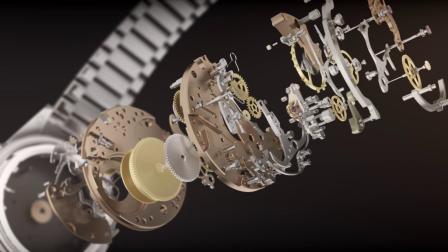 欧米茄超霸系列月球表321精钢款