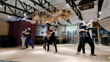 王亮舞蹈西直门店bachata