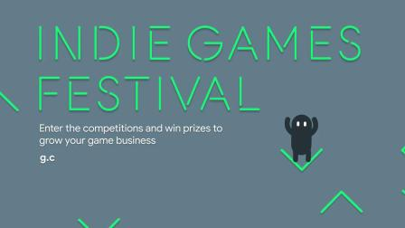 Enter the 2020 Indie Games Festival from Google Pl