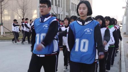 滦南一中大课间2019