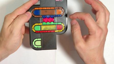 Threaded Loops  Twisty Puzzle