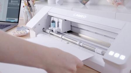 品印店-SILHOUETTE-CAMEO4 刻字机配件 素描笔绘画 教程